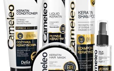 Cameleo BB  -  seria pielęgnacyjna do włosów zniszczonych