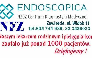 ENDOSCOPICA NZOZ Centrum Dignostyki Medycznej- Zawiercie