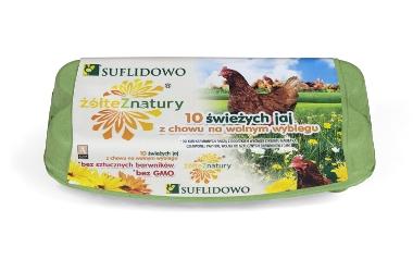 Jaja - Grupa Producentów Rolnych Suflidowo