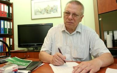 Roman Giedrojć, Słupsk