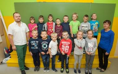 Szkoła Podstawowa nr 10 w Słupsku (KLASA IB)