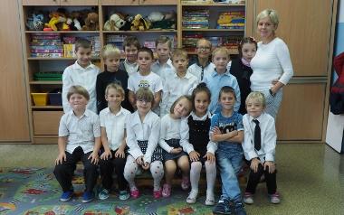 Szkoła Podstawowa nr 13 - Klasa 1a