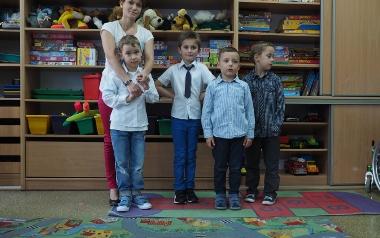 Szkoła Podstawowa nr 13 w Koszalinie - Klasa 1b