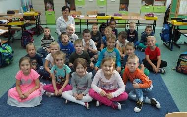 Szkoła Podstawowa nr 18 w Koszalinie - Klasa 1a