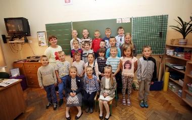 Szkoła Podstawowa nr 1 w Słupsku (KLASA I)