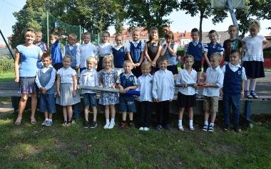 Szkoła Podstawowa nr 1 w Szczecinku - Klasa 1a