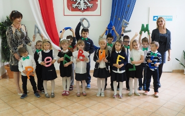 Szkoła Podstawowa nr 21 w Koszalinie - Klasa 1a