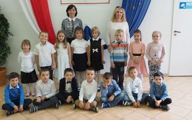 Szkoła Podstawowa nr 21 w Koszalinie - Klasa 1b