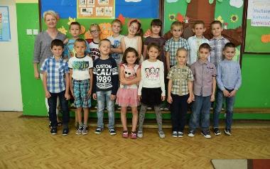 Szkoła Podstawowa nr 4 w Szczecinku - Klasa 1a