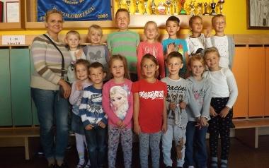 Szkoła Podstawowa nr 5 w Kołobrzegu - Klasa 1a