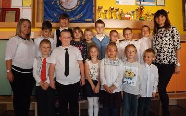 Szkoła Podstawowa nr 5 w Kołobrzegu - Klasa 1b
