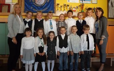 Szkoła Podstawowa nr 5 w Kołobrzegu - Klasa 1c