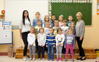 Szkoła Podstawowa nr 5 w Słupsku (KLASA IA)