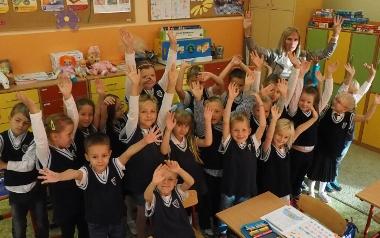 Szkoła Podstawowa nr 7 w Koszalinie - Klasa 1a