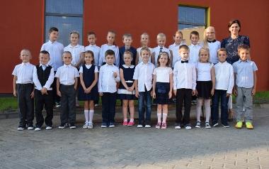 Szkoła Podstawowa nr 7 w Szczecinku - Klasa 1 a