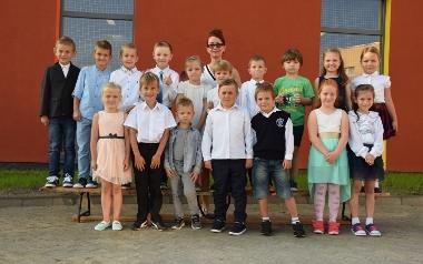 Szkoła Podstawowa nr 7 w Szczecinku - Klasa 1b