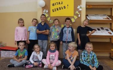 Szkoła Podstawowa nr 8 w Kołobrzegu - Klasa 1a