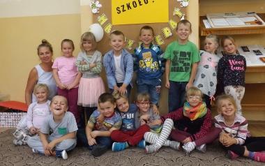 Szkoła Podstawowa nr 8 w Kołobrzegu - Klasa 1b
