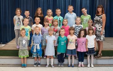Szkoła Podstawowa nr 8 w Słupsku (KLASA I)