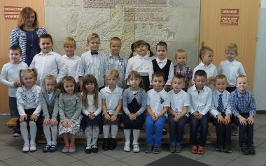 Szkoła Podstawowa nr 9 w Koszalinie - Klasa 1b