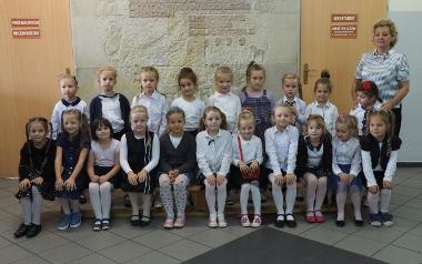 Szkoła Podstawowa nr 9 w Koszalinie - Klasa 1c