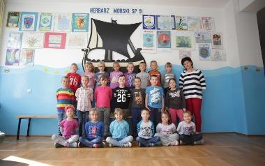 Szkoła Podstawowa nr 9 w Słupsku (KLASA I)
