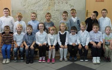 Szkoła Podstawowa numer 9 w Koszalinie - Klasa 1a