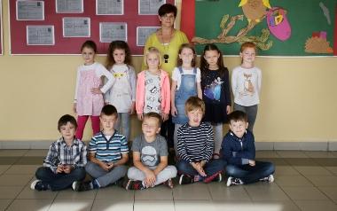 Szkoła Podstawowa w Kobylnicy (KLASA IA)
