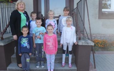 Szkoła Podstawowa w Parsęcku