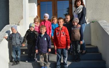 Szkoła Podstawowa w Sporem