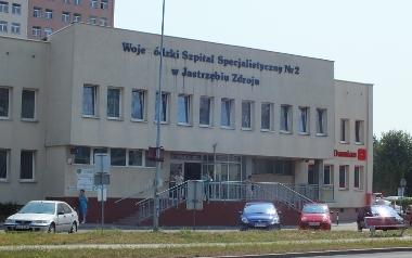Wojewódzki Szpital Specjalistyczny nr 2 w Jastrzębiu-Zdroju.