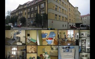 Zespół Wojewódzkich Przychodni Specjalistycznych w Katowicach przy ul. Powstańców 31