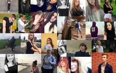 Klasa 2A z XXIV LO im. Marii Skłodowskiej-Curie w Łodzi