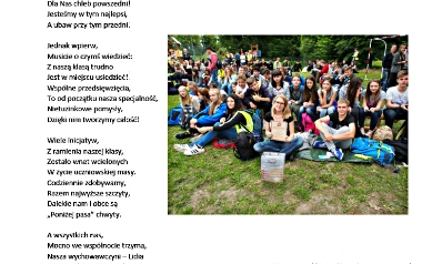 Klasa 3A, Gimnazjum nr 21 w Łodzi