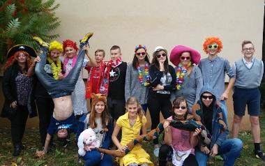 Klasa IIa, Publiczne Gimnazjum w Będkowie