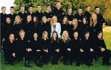 Klasa III LMA – mundurowo – policyjna, ZSP nr 1 w Radomsku