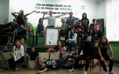 Klasa IIIB, Gimnazjum nr 2 Łódź