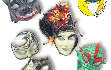 Maski Karnawałowe - ŚWIAT KARNAWAŁU – MARIOLA OSSOWSKA