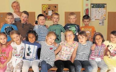 Szkoła Podstawowa nr 4 w Kołobrzegu - klasa Ia