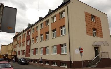 Szpital Rejonowy w Krzepicach. ul. Szkolna 1. 42-160 Krzepice