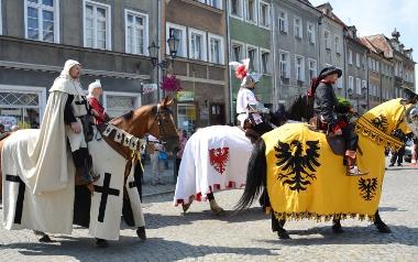 """XX Turniej Rycerski """"Oblężenie Kożuchowa 1476"""""""