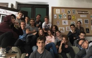 Klasa 1A, Katolickie Liceum Ogólnokształcące im. Jana Pawła II w Łodzi