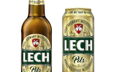 Lech Pils. Wielko Pils.
