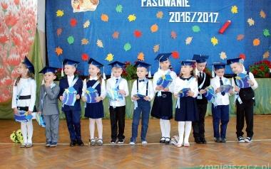 Szkoła Podstawowa im. Króla Władysława Jagiełły w Medyce - klasa I