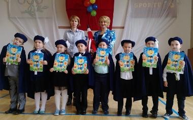 Szkoła Podstawowa w Zespole Szkół im. Jana Pawła II w Babicy - Klasa I
