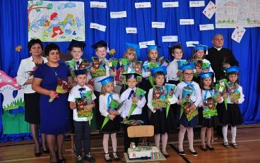 Zespół Szkół w Woli Raniżowskiej - klasa 1