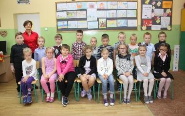 Szkoła Podstawowa nr 12 w Rzeszowie - klasa Ib