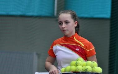 ALEKSANDRA WIERZBOWSKA - tenis