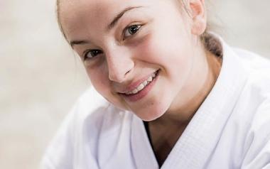 KLAUDIA MLEKO - karate tradycyjne