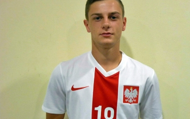 PATRYK ZAUCHA - piłka nożna